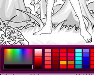 Avatar world coloring j�t�k