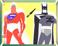 Batman vs Superman coloring sz�nez� kifest� j�t�kok ingyen
