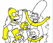 Coloring the Simpsons j�t�k