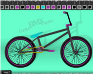 Custom bmx painter j�t�k