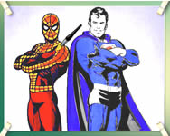 Spidey and superman online j�t�k