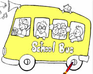 Tiny school bus j�t�k
